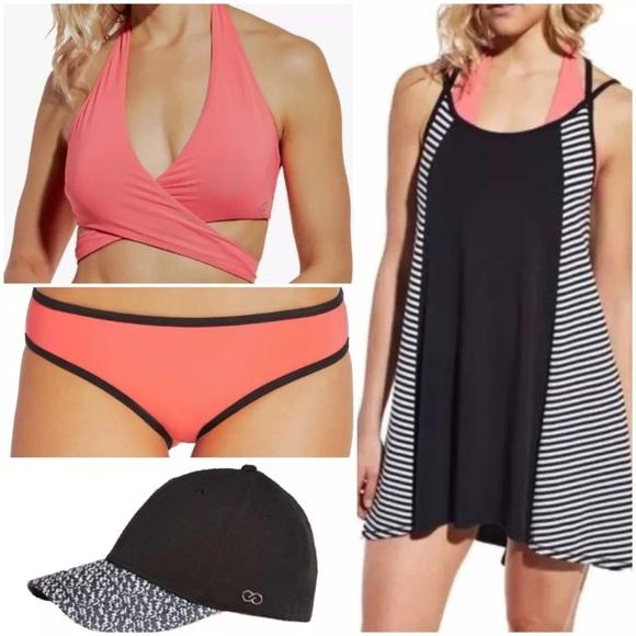 43da663fe4 CALIA by Carrie Underwood Swim | Calia Full Bikini Top Bottoms W ...
